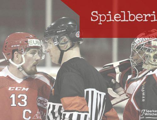 Eispiraten Crimmitschau vs. SC Riessersee 3:6 (1:0,0:1,2:5)