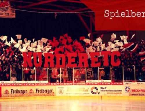 Eispiraten Crimmitschau vs. Kassel Huskies 3:6 (0:1,1:3,2:2)