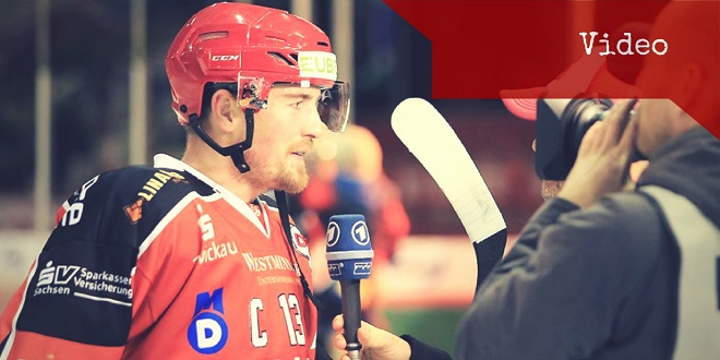 Video: Eispiraten Crimmitschau vs. Ravensburg Towerstars