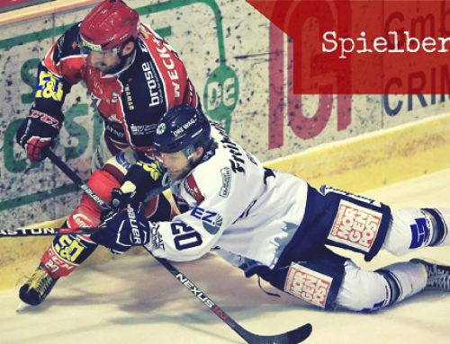 Dresdner Eislöwen vs. Eispiraten Crimmitschau 4:3 nV (1:2,1:1,1:0,1:0)