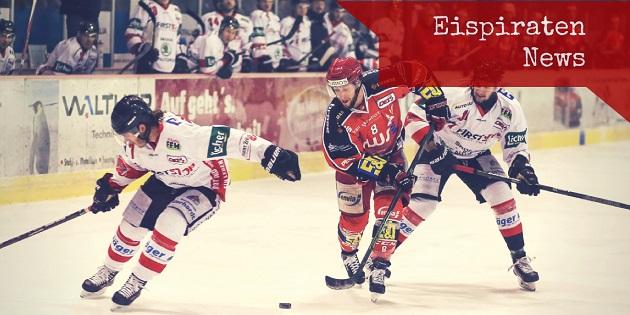 Bad Nauheim wahrt seine Pre-Playoff Chance gegen harmlose Eispiraten