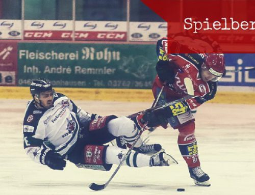 Eispiraten Crimmitschau vs. Starbulls Rosenheim 2:1 (0:0,1:0,1:1)