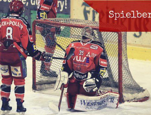 Eispiraten Crimmitschau vs. Starbulls Rosenheim 1:2 (0:1,0:1,1:0)