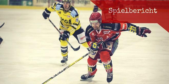 Bayreuth Tigers vs. Eispiraten Crimmitschau 4:3 (0:1,1:2,3:0)