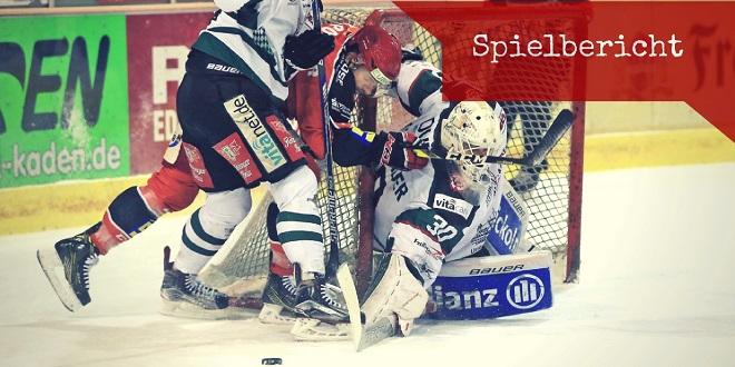 Eispiraten Crimmitschau vs. Starbulls Rosenheim 0:1 (0:0,0:0,0:1)