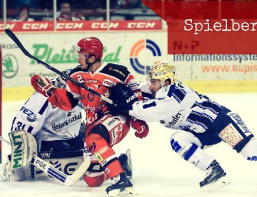 Dresdner Eislöwen vs. Eispiraten Crimmitschau 6:3 (3:2,1:1,2:0)