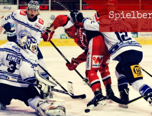 Eispiraten Crimmitschau vs. SC Riessersee 3:0 (1:0,1:0,1:0)
