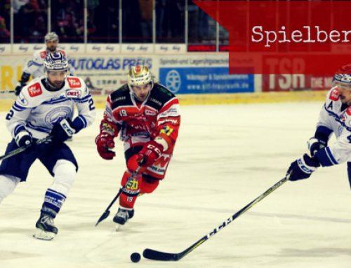 Eispiraten Crimmitschau vs. SC Riessersee 2:5 (0:1,1:1,1:3)