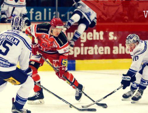 Video: Eispiraten Crimmitschau vs. SC Riessersee