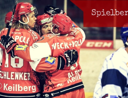 Eispiraten Crimmitschau vs. EC Bad Nauheim 6:3 (1:0,3:1,2:2)