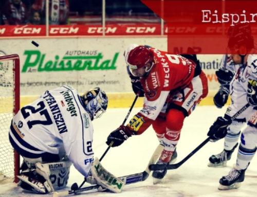 6:1 gegen Dresden – Eispiraten haben einen Lauf und klettern auf einen PPO-Rang