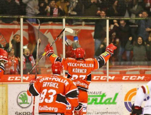 Bayreuth Tigers vs Eispiraten Crimmitschau 2:4 (1:0,1:3,0:1)